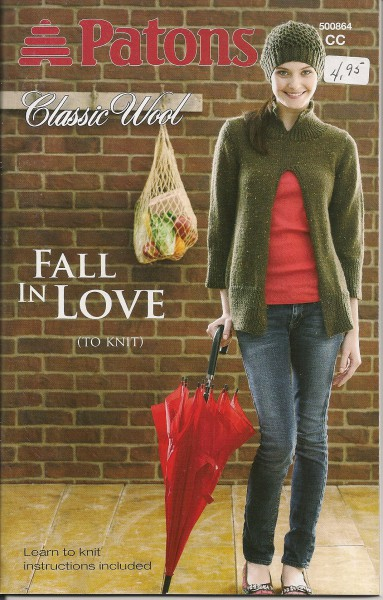 Classic Wool Fall in Love (to knit)