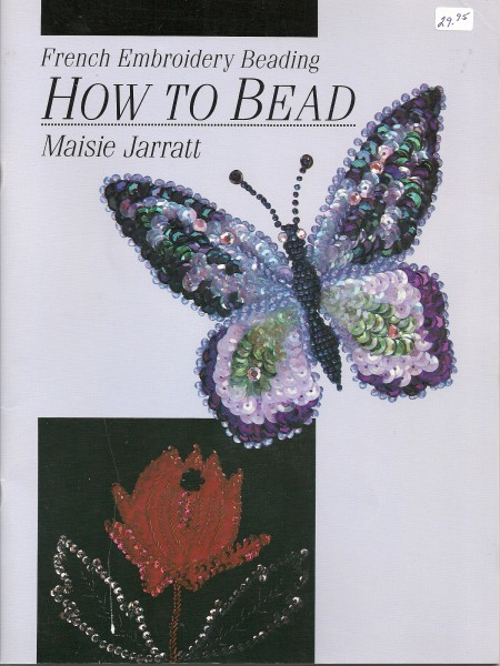 How To Bead French Embroidery beading