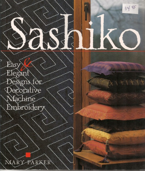 Sashiko Easy Elegant Designs for decorative Machine