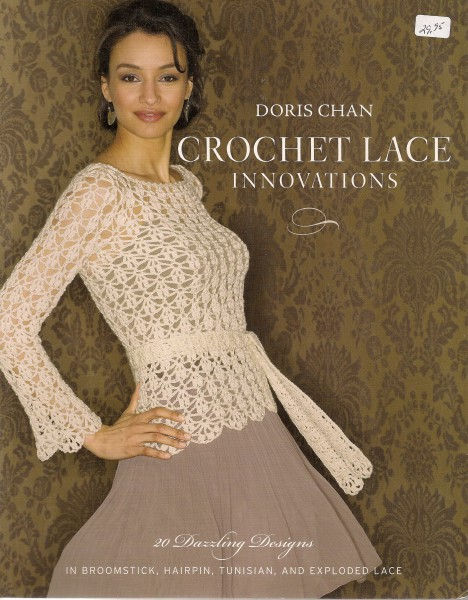 Crochet Lace Innovations, Broomstrick, Hairpin, Tunisian