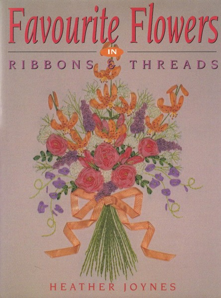 Favorite Flowers in Ribbons Threads