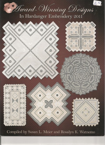 2011 Award-Winning Desings in Hardanger Embroidery