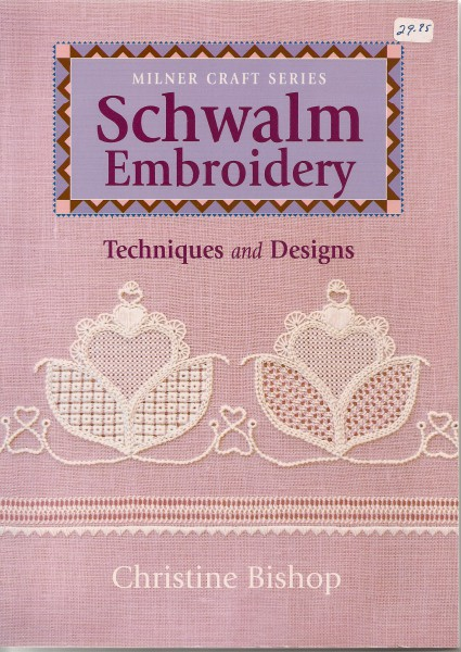 Schwalm Embroidery Techiniques and Designs