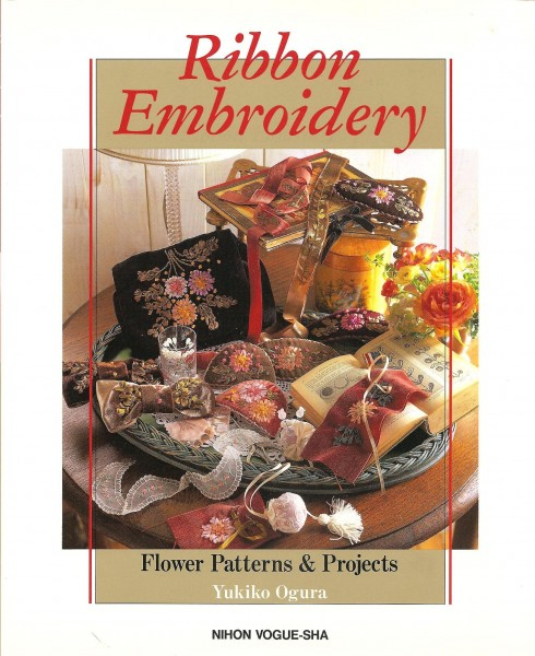 Ribbon Embroidery Flower Patterns & Projects