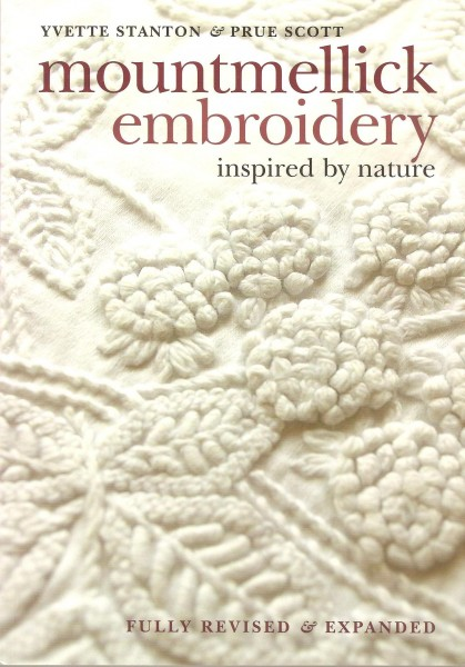 Mountmellick embroidery inspired by nature