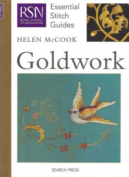 Goldwork Essential Stitch Guides