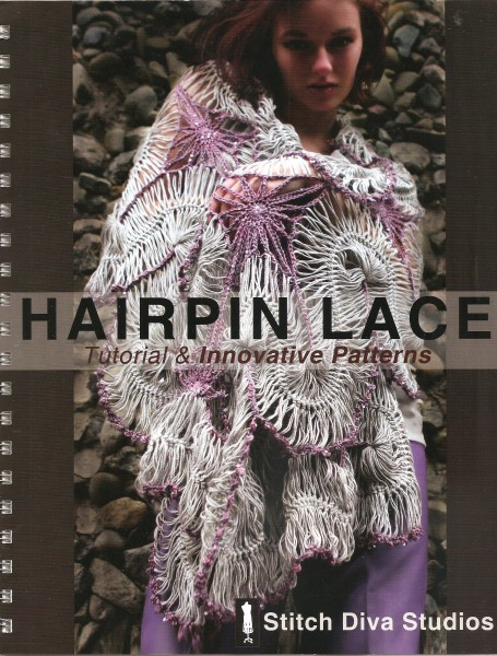 Hairpin Lace Tutorial  & Innovative Patterns