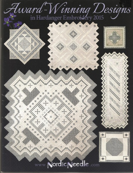 2015 Award-Winning Desings in Hardanger Embroidery