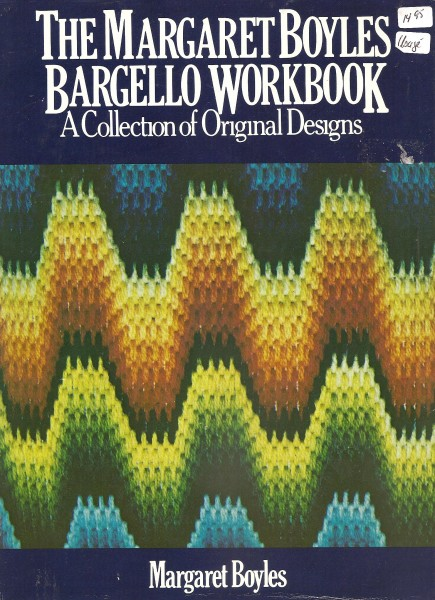 The Margaret Boyles Bargello Workbook (usagé)