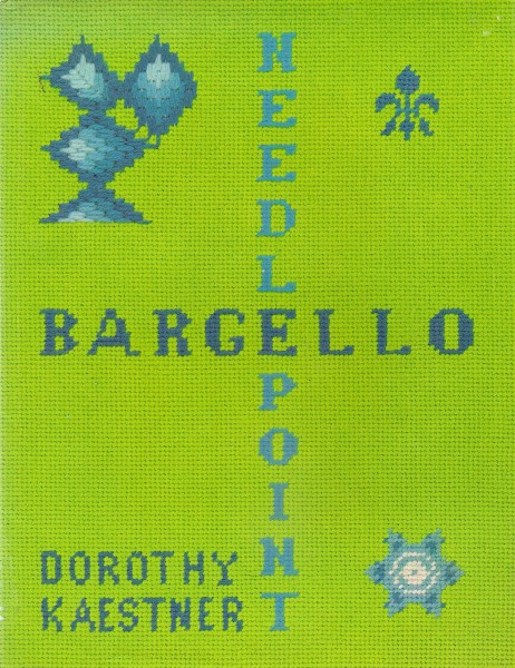 Bargello Needle Point    (usagé)