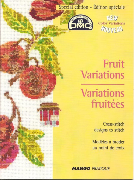 Fruits variations - Variation fruitées