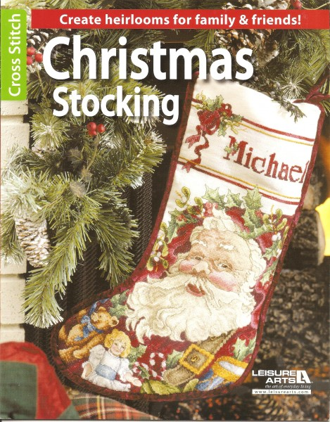 Christmas Stockings Create heirlooms for family & friends
