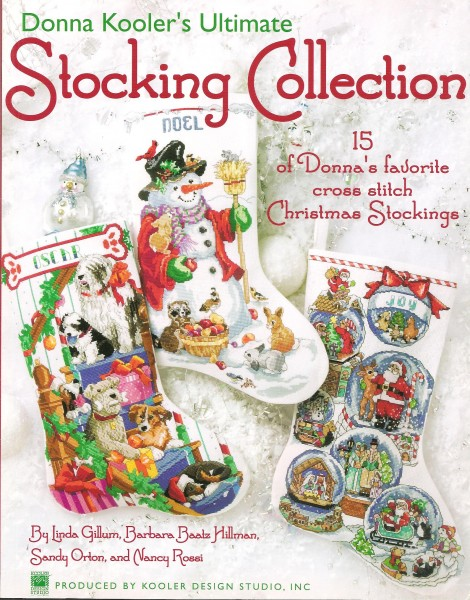 Donna Kooler's Ultimate Stocking Collection (15)