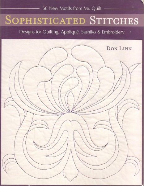 Sophisticated Stiches Design for Quilting, Sashiko & Embroidery