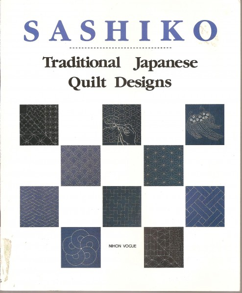 SASHIKO Traditional Japanese Quilt Design