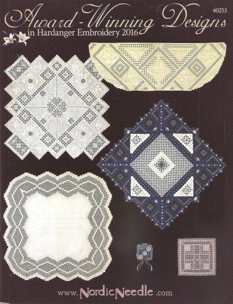 2016 Award-Winning Desings in Hardanger Embroidery