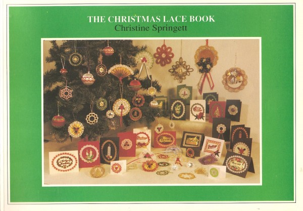 The Christmas Lace Book