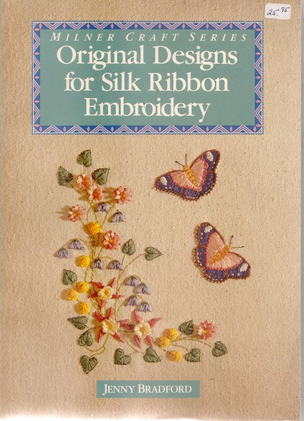 Original Designs for Silk Ribbon Embroidery