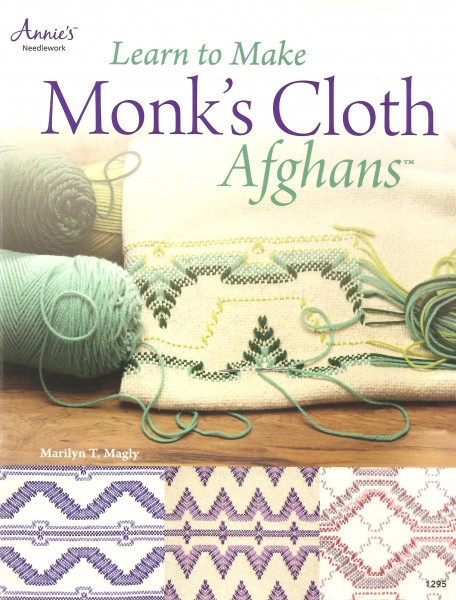 Learn to make Monk's Cloth Afgans
