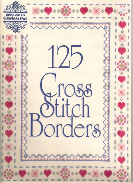 125 Cross Stitch Borders