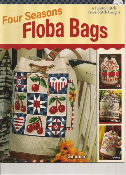 Four Seasons Floba Bags  Summer