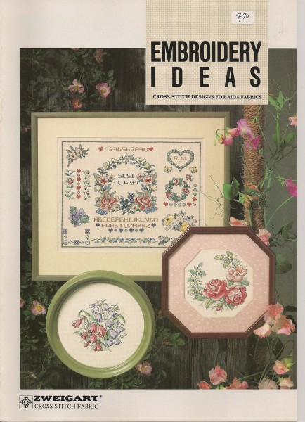 Embroidery Ideas Cross Stitch for Aida Fabrics