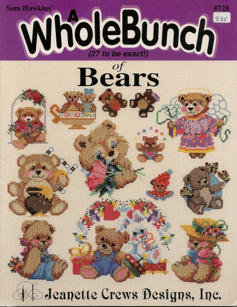 A Whole Bunch of Bears