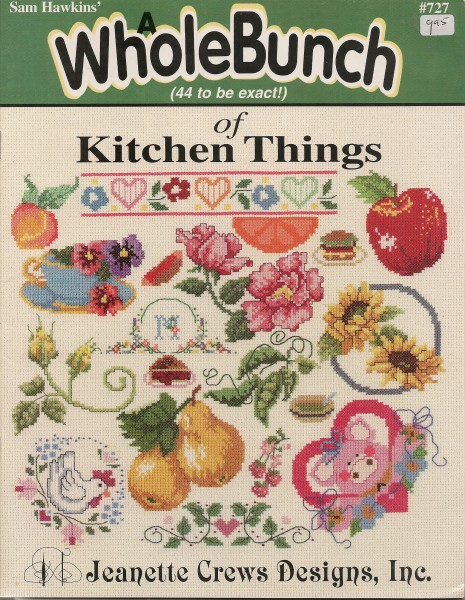 A Whole Bunch of Kitchen Things