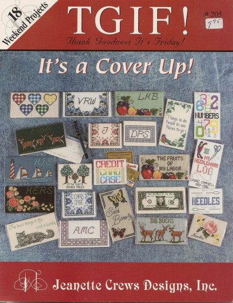 It's A Cover Up !    TGIF