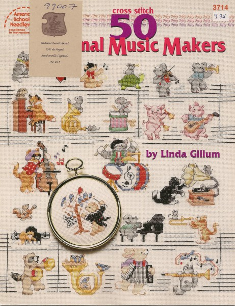 50 Animal Music Makers