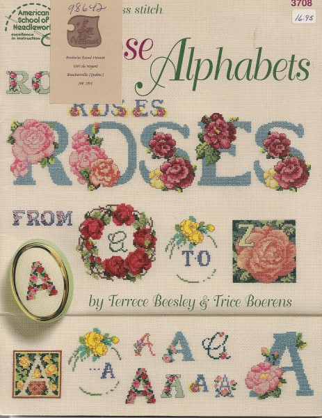 Rose Alphabets