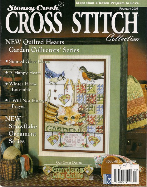 New Quilted Hearts Garden Collectors' Series