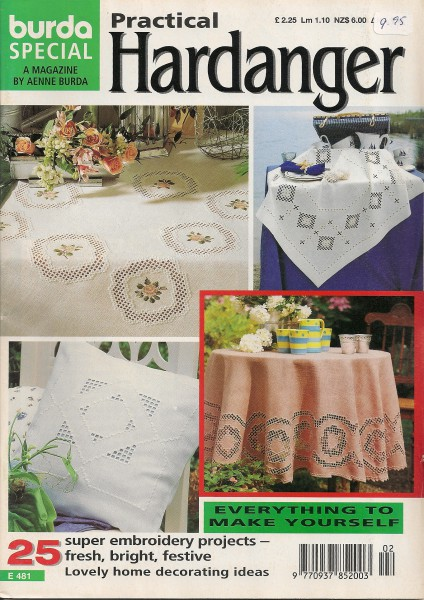 Practical Hardanger 25 super embroidery projects