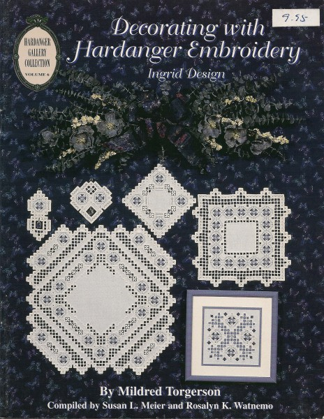 Decorating with Hardanger Embroidery