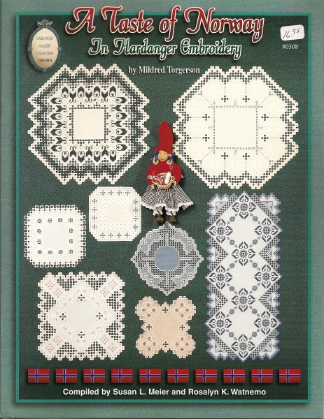A Taste of Norway in Hardanger Embroidery