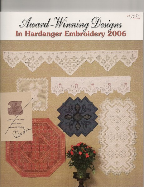 2006 Award-Winning Desings in Hardanger Embroidery