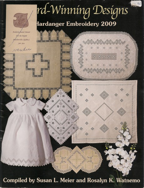 2009 Award-Winning Desings in Hardanger Embroidery