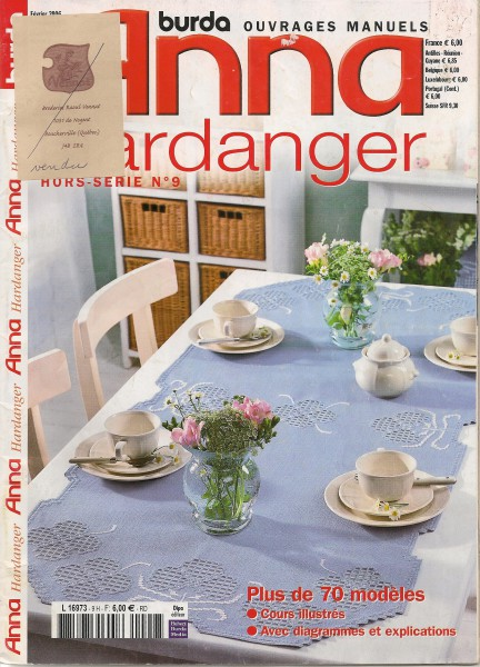 Hardanger 70 projects to make yourself