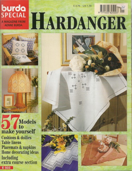 Hardanger 57 models make to yourself