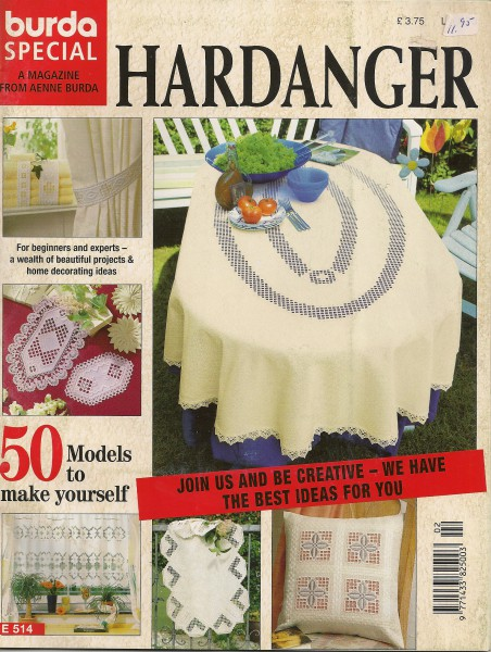 Hardanger 50 Models to make yourself