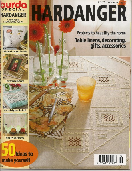 Hardanger Table linens, decorating, gifts accessories 50 Ideas to make yourself