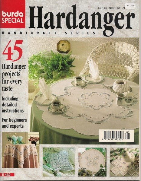 Hardanger 45 projects for every taste