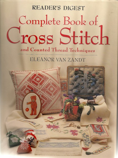Complete Books of Cross Stitch and Counted Thread Techniques