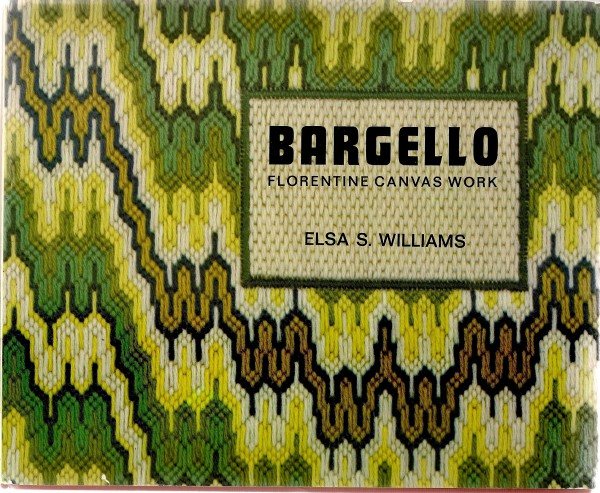 Bargello Florentine Canvas Work    (usagé)
