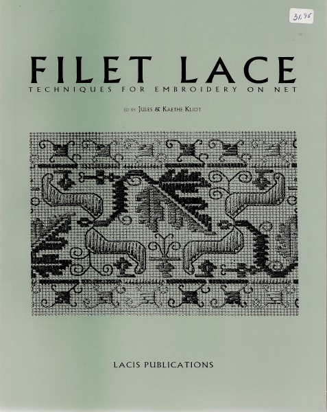 Filet Lace Techniques for Embroidery on Net
