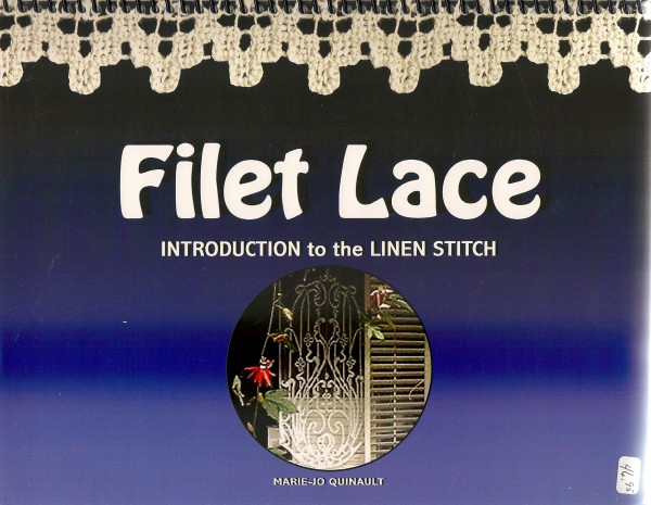 Filet Lace Introduction to the Linen Stitch
