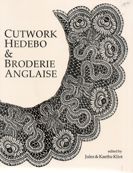 Cutwork Hedebo & Broderie anglaise