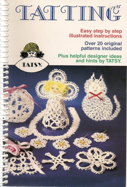 Tatting Easy by step illustrated instructions