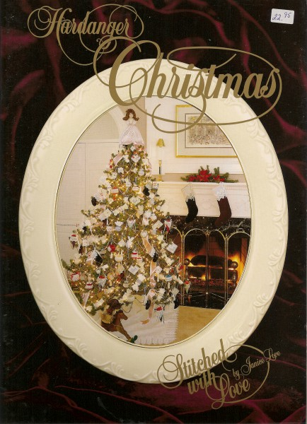 Hardanger Christmas Stitches with Love