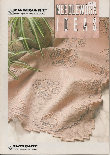 Needlework Ideas Hardanger Bellana